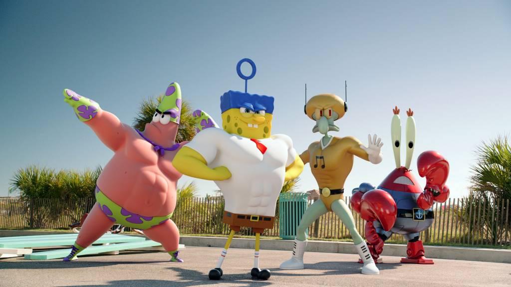 12 sponge bob - En İyi Animasyon Karakterleri Listesi - Top 12 - Figurex Sinema