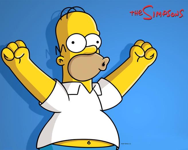 2 homer simpson - En İyi Animasyon Karakterleri Listesi - Top 12 - Figurex Sinema