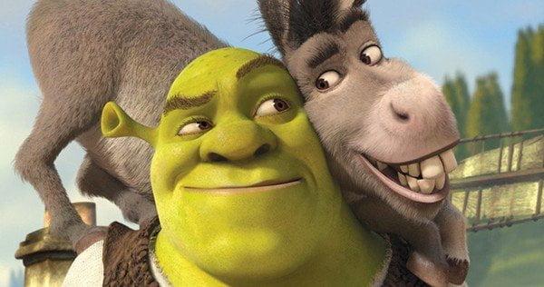 4 shrek donkey - En İyi Animasyon Karakterleri Listesi - Top 12 - Figurex Sinema