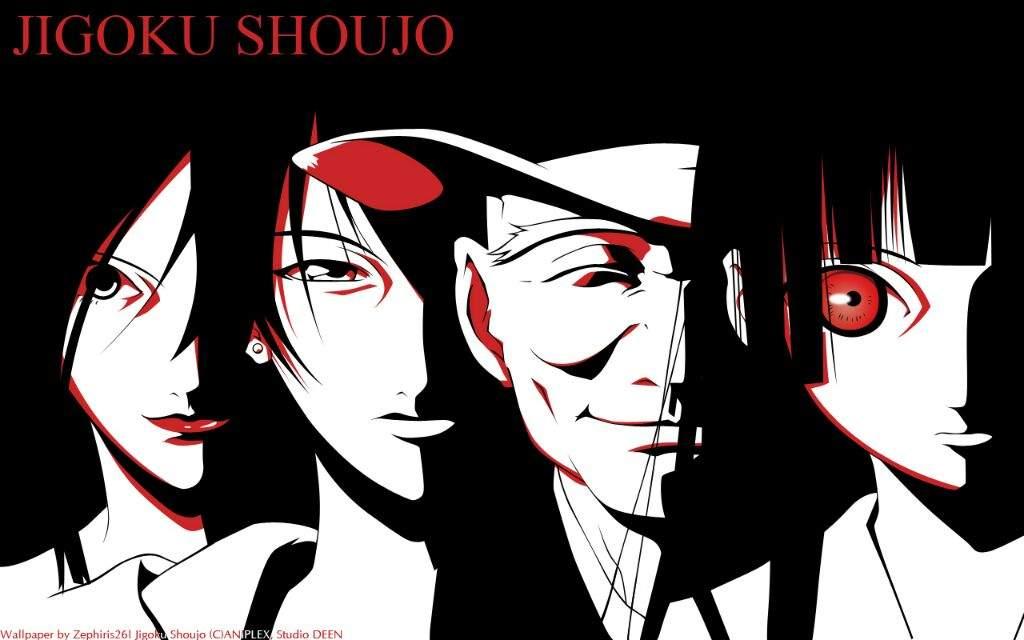 3 jigoku shoujo - Dram Anime Önerileri 2 !! - Figurex Anime Önerileri
