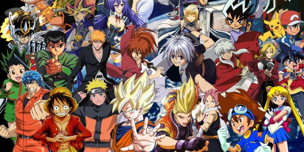 Gelmiş Geçmiş En Büyük Anime Öneri Listesi