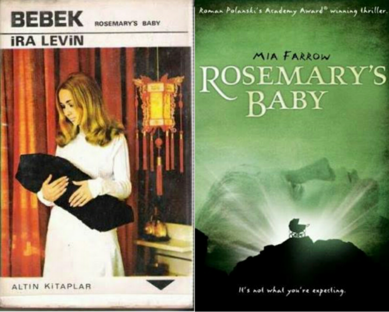 an analysis of the horror novel rosemarys baby by ira levin Ira levin is the author of the boys from brazil, rosemary's baby, son of rosemary, the stepford wives, this perfect day, sliver, and a kiss before dying (for which he won the edgar award) levin was also the recipient of three mystery writers of america edgar allan poe awards.