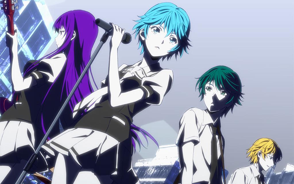 müzik animeleri