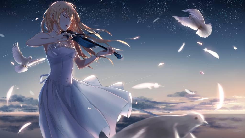 müzik konulu animeler