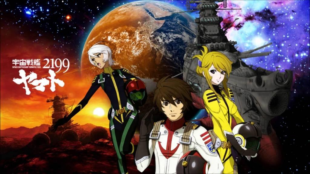 uzay animeleri