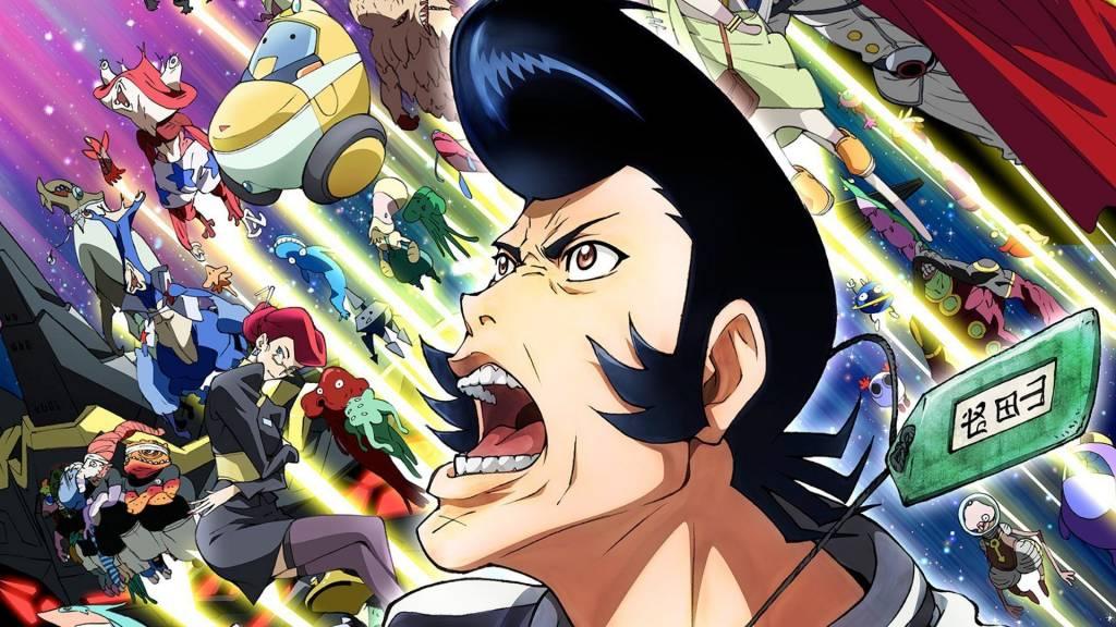 uzayda geçen animeler