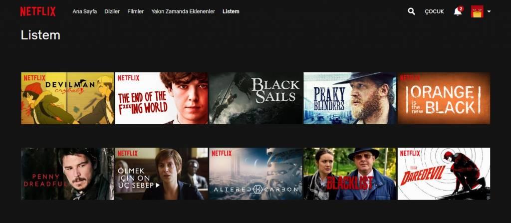Dizi Bulamayanlar İçin 10 Netflix Dizisi