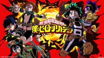 Boku No Hero Academia 4 Sezon