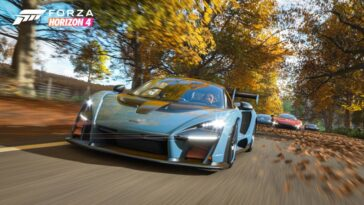 Forza Horizon 4 Türkçe Geliyor!