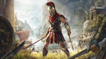AC:Odyssey 'den Akıl Almaz PS4 Hatası!