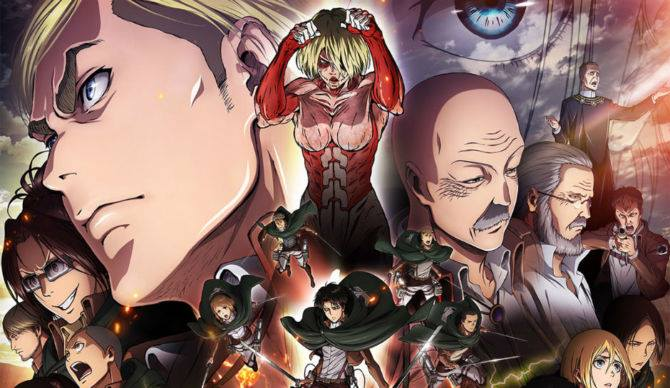 Attack On Titan Anime Nisan Ayinda Geri Donecek