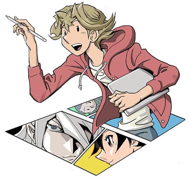 the comig manga