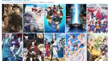 En İyi 2018 Yaz Animeleri