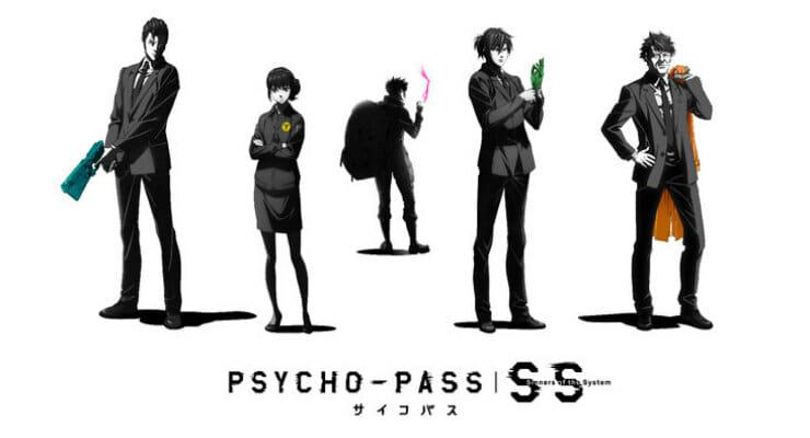 Psycho-Pass SS Anime