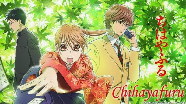chihayafuru - Karantinada İzlemeniz İçin Anime Önerileri - Figurex Anime Önerileri