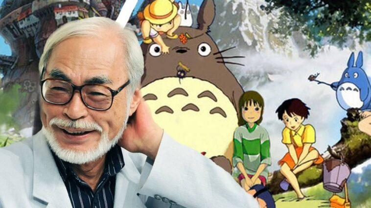 Never-Ending Man Hayao Miyzaki