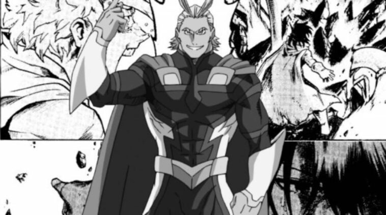All Might Rising