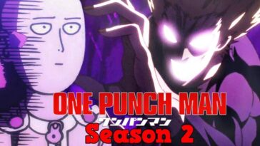 One Punch Man 2. Sezon