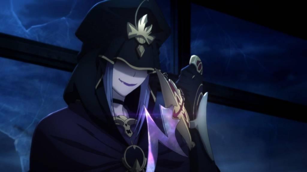 caster - Fate/Stay Night Hizmetkarlarının Gerçek Hikayeleri - Figurex Ne? Nedir?