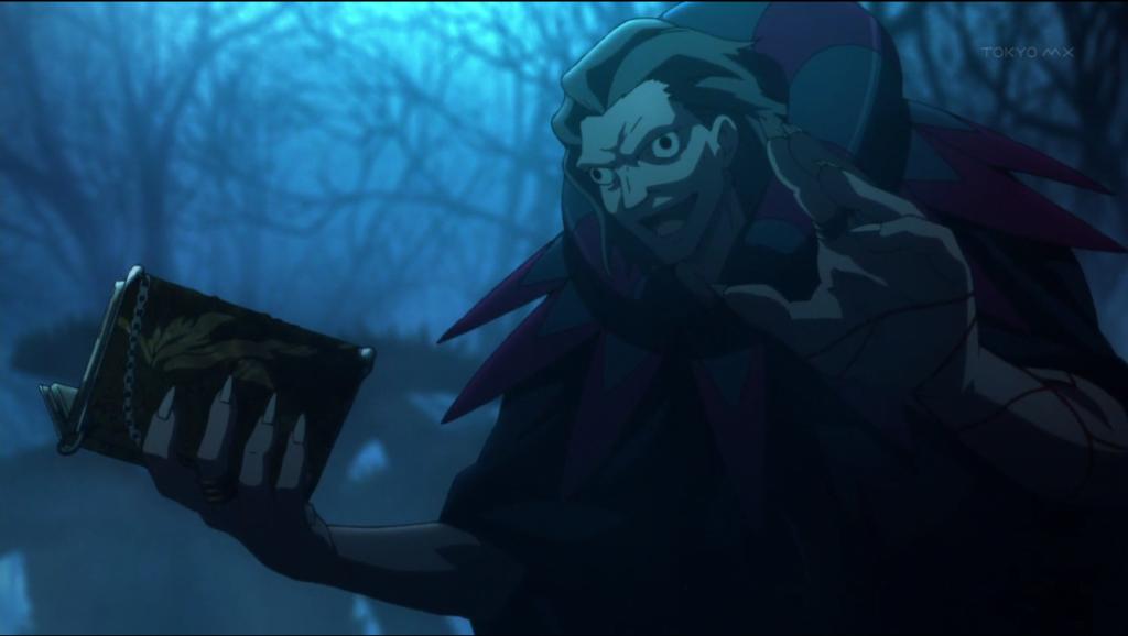 caster - Fate/Zero Hizmetkarlarının Gerçek Hikayeleri! - Figurex Ne? Nedir?