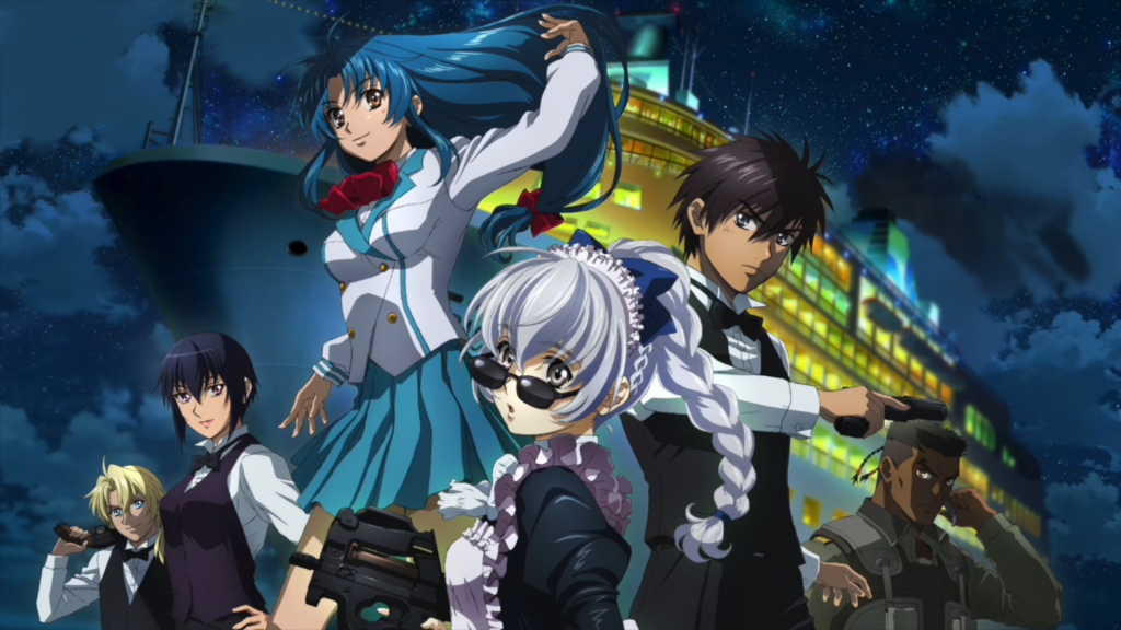 Full Metal Panic 2 - Askeriye/Ordu Konulu Anime Önerileri - Figurex Anime Önerileri