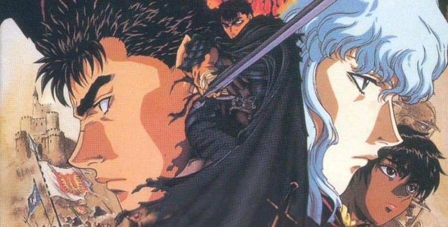 berserk 1997 portada - Askeriye/Ordu Konulu Anime Önerileri - Figurex Anime Önerileri