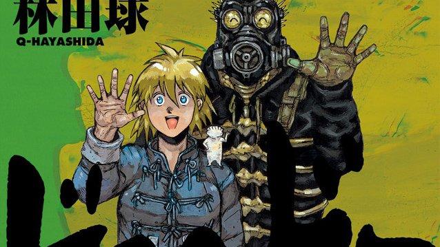 dorohedoro - Animesi Yapılmayarak Haksızlık Edilmiş 15 Aksiyon Manga Önerisi - Figurex Listeler