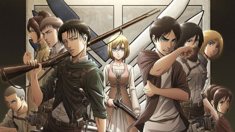 Attack On Titans 3. Sezon Part 2