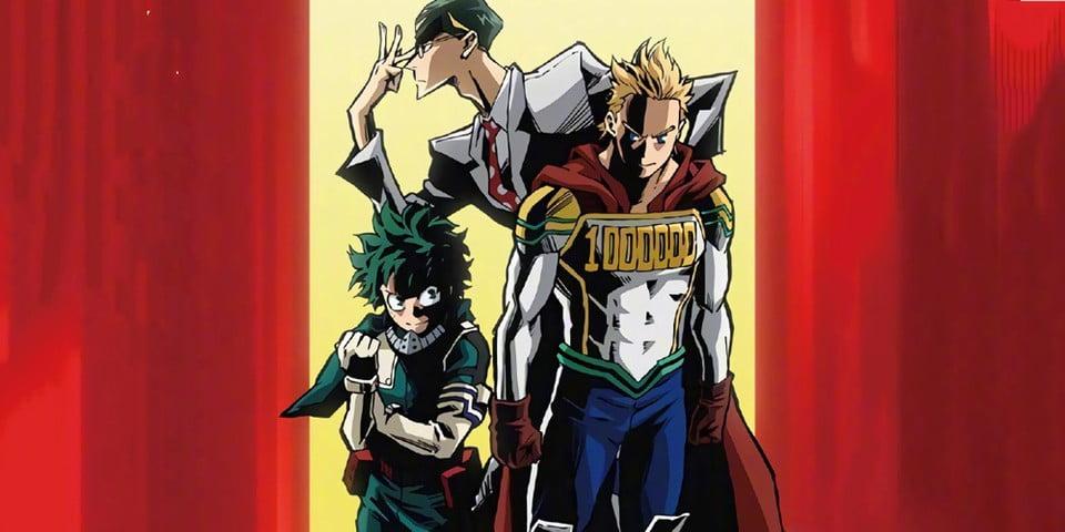 My Hero Academia Sezon 4