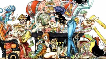 One Piece Gakuen