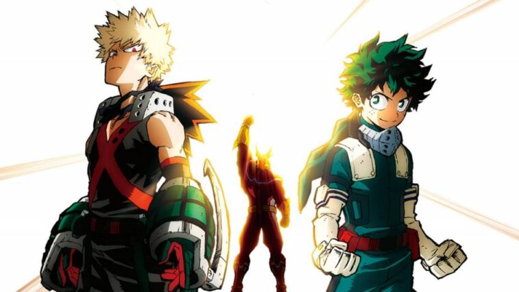 My Hero Academia : Heros Rising