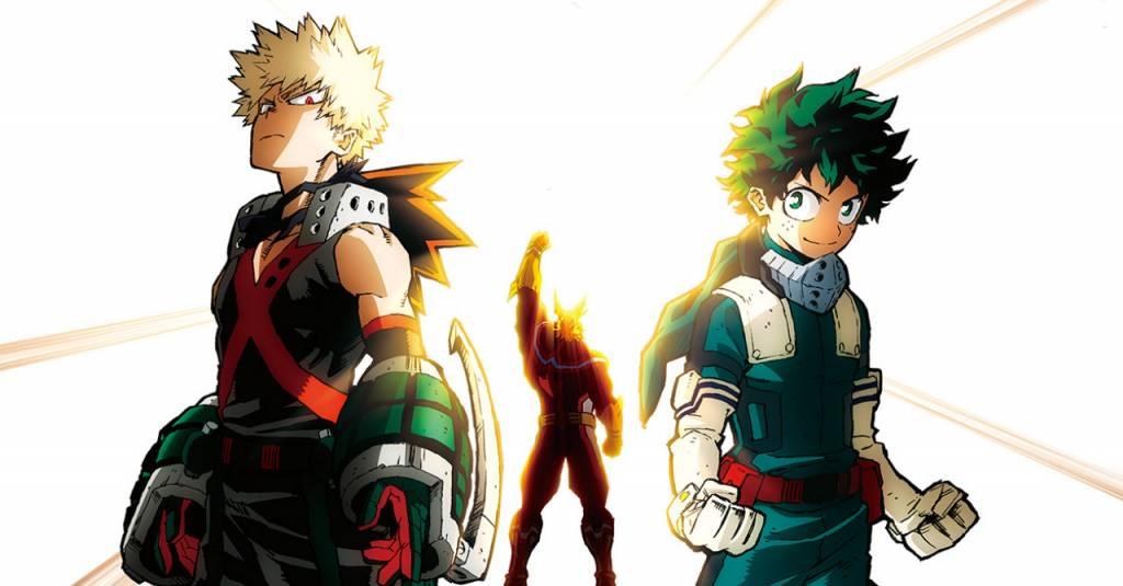 My Hero Academia : Heros Rising