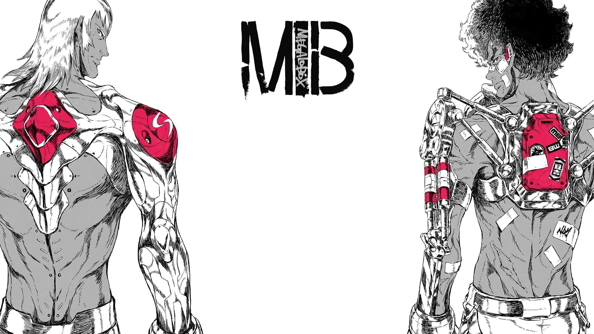 1003103 - Megalo Box Tanıtım ve İnceleme - Figurex Anime Tanıtımları