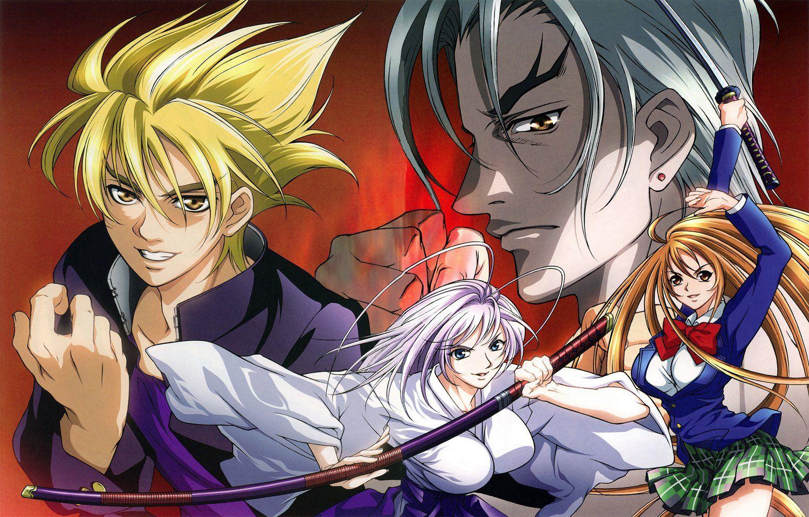 108 1080725 tenjho tenge wallpapers tenjou tenge - Bilinmeyen Ama Kaliteli 8 Anime Önerisi - Figurex Anime Önerileri