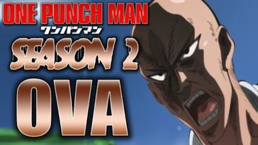 One Punch Man OVA 4