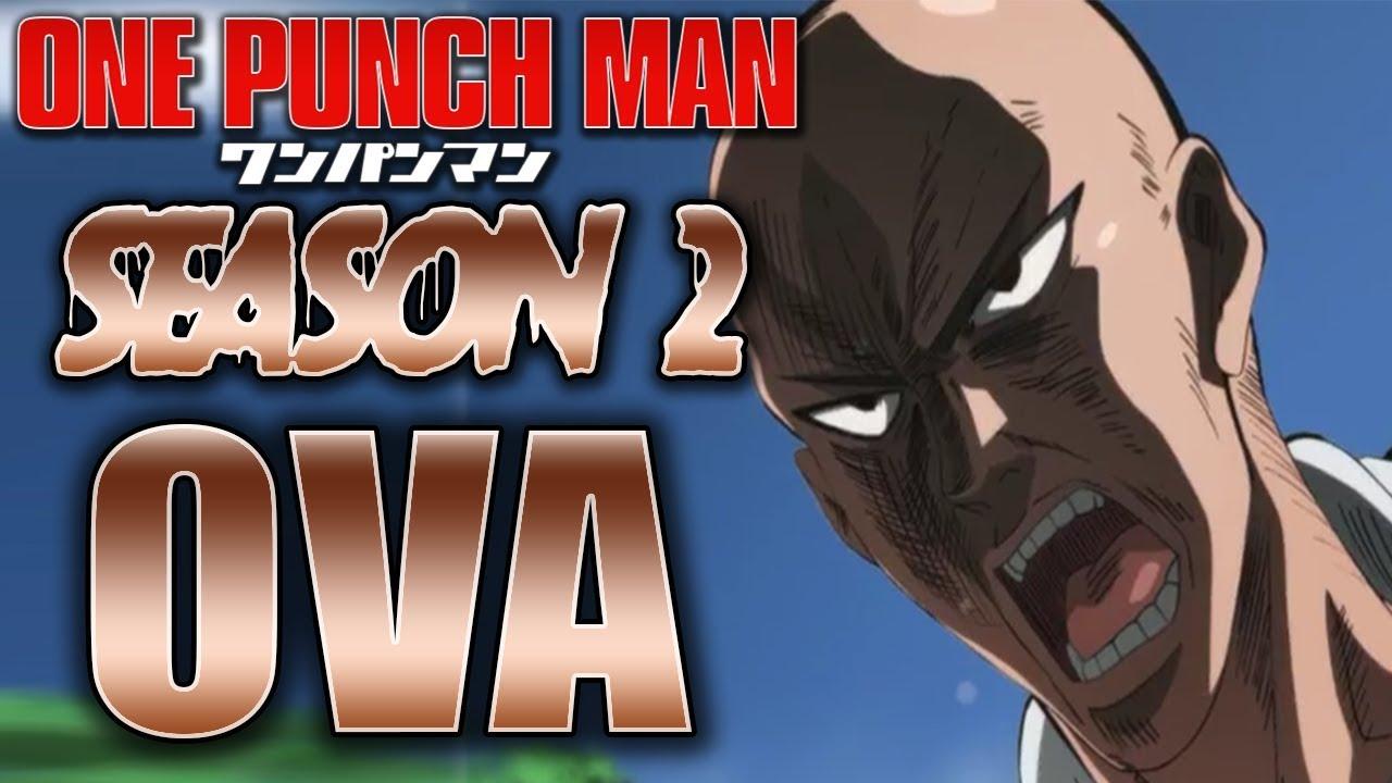 One Punch Man OVA 4