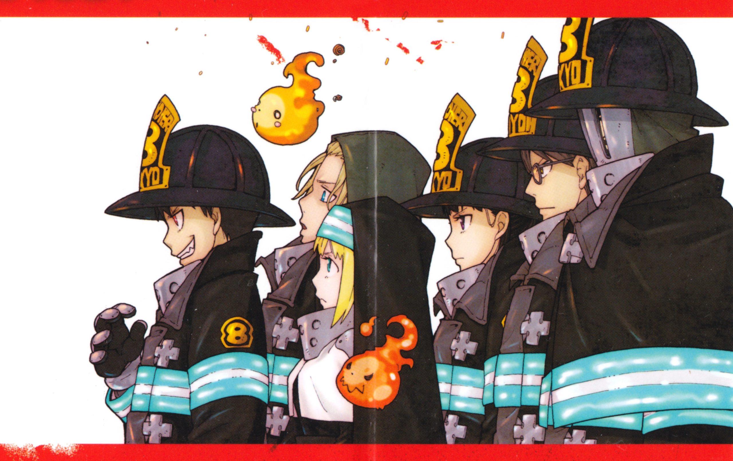 726746 scaled - Enen no Shouboutai (Fire Force)Tanıtım ve İnceleme - Figurex Anime Tanıtımları