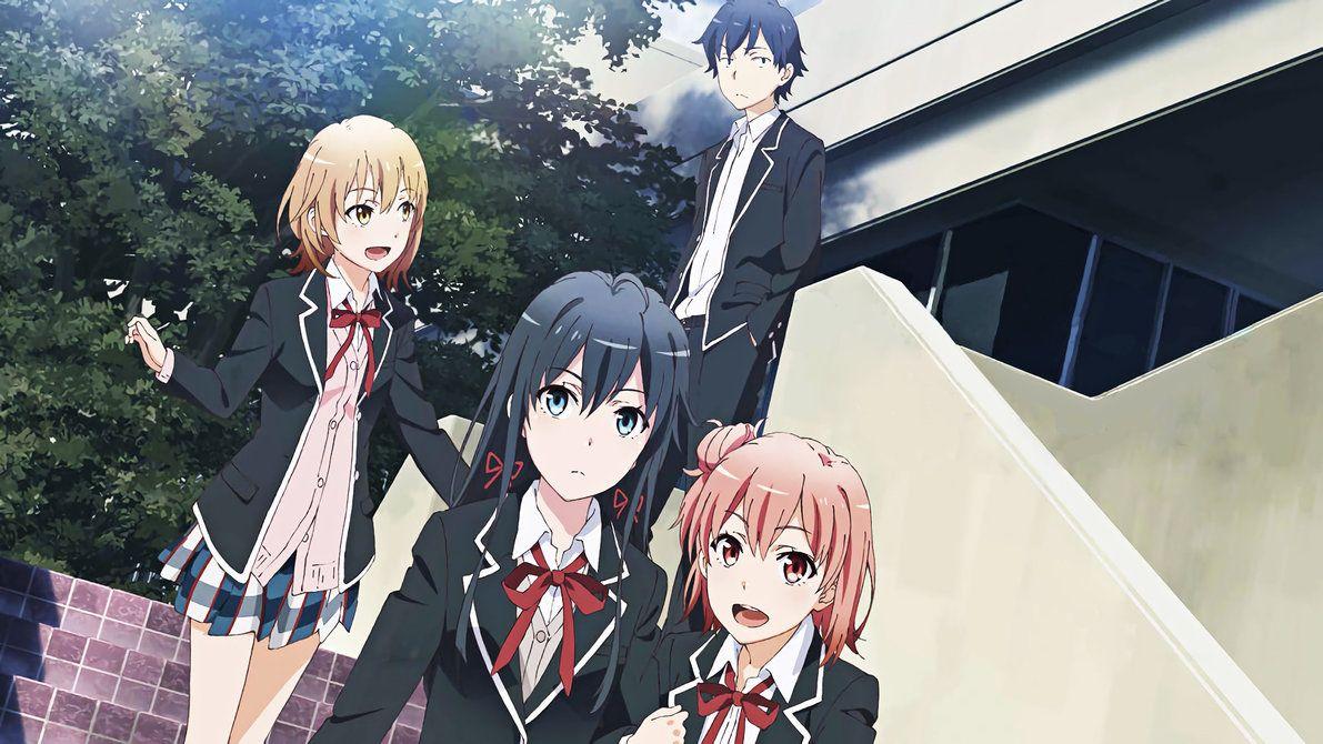 Yahari-Ore-no-Seishun-Love-Come-wa-Machigatteiru-3.-Sezon-Tarihi-Açıklandı