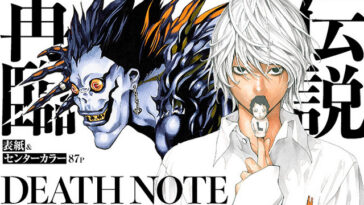 Yeni Death Note Manga