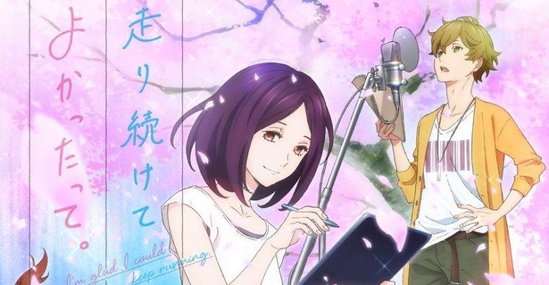 Hashiri Tsuzukete Yokattatte. - Karantinada İzlemeniz İçin Anime Önerileri - Figurex Anime Önerileri