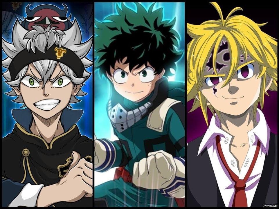 - Black Clover Tanıtım ve İnceleme - Figurex Anime Tanıtımları