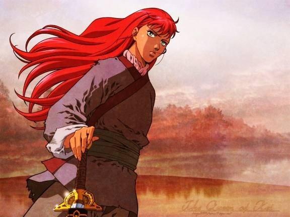 Juuni Kokuki 3 - Güçlü Kadın Başrole Sahip Anime Önerileri - Figurex Anime Önerileri