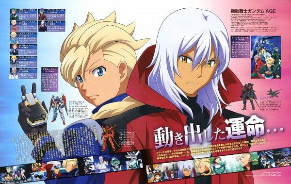 Kidou.Senshi.Gundam.AGE .600.997738 - Karantinada İzlemeniz İçin Anime Önerileri - Figurex Anime Önerileri