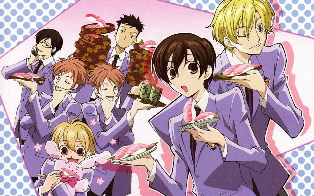 Ouran High School Host Club ouran high school host club 14933479 1280 800 - Güçlü Kadın Başrole Sahip Anime Önerileri - Figurex Anime Önerileri