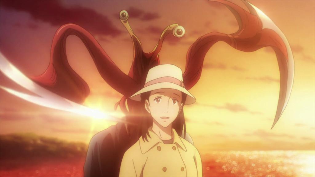 Nobuko before death - Kalbimizde Özel Yer Edinmiş Anime Anneleri - Figurex Anime