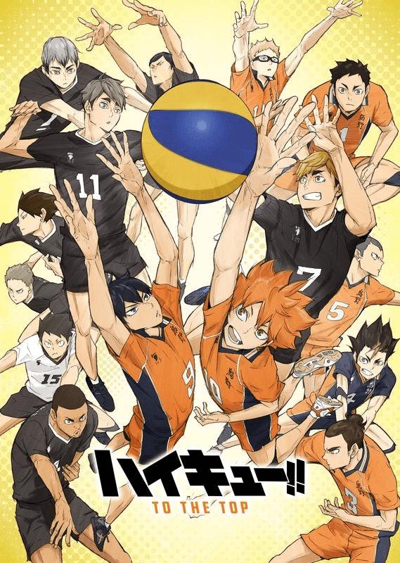 haikyuu to the top second season 0402 - Sabırsızlıkla Beklediğimiz 2020 Yaz Animeleri - Figurex Anime Önerileri