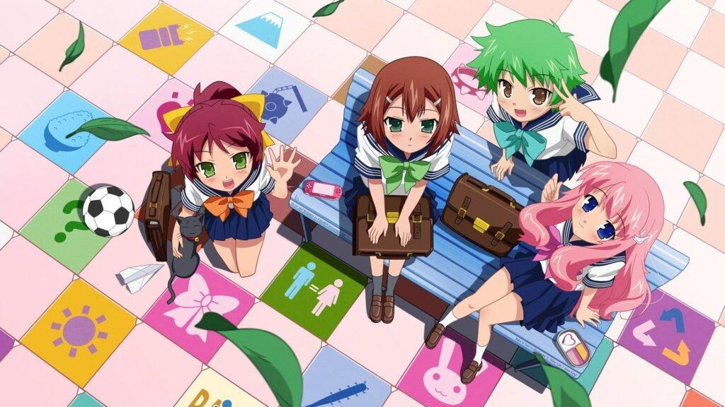 14 Baka To Test To Shoukanjuu - Okul Anime Önerileri Mega Liste - Figurex Anime Önerileri