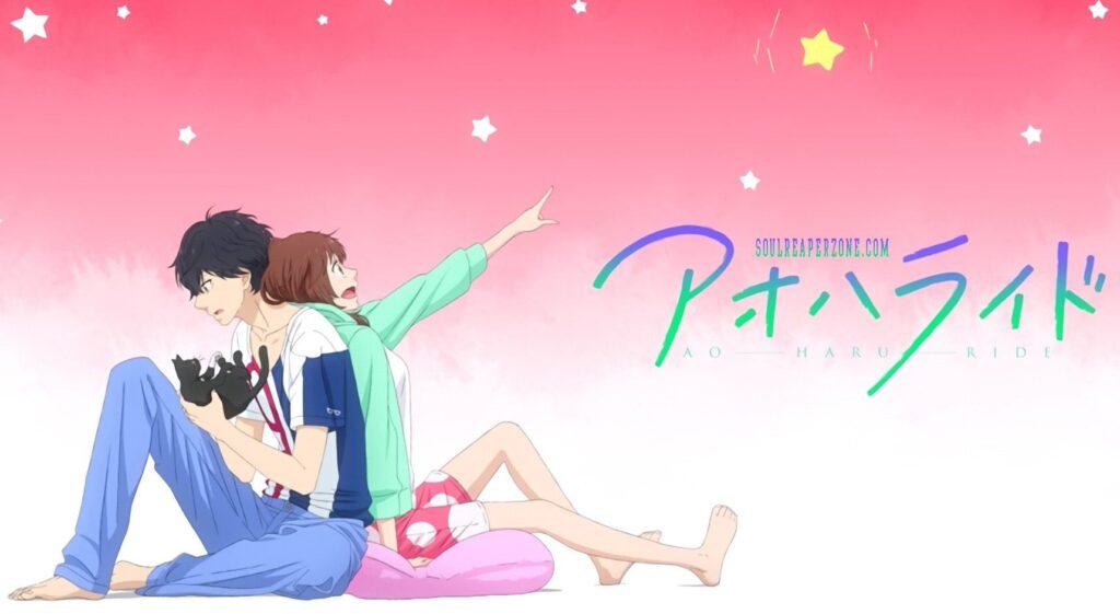 17 Ao Haru Ride - Okul Anime Önerileri Mega Liste - Figurex Anime Önerileri