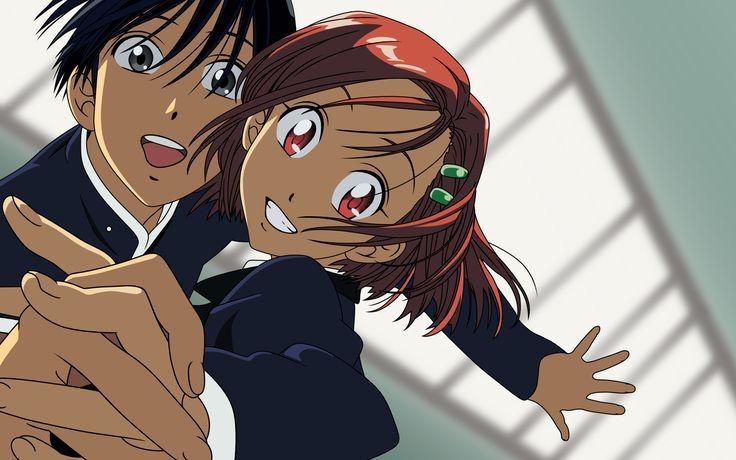 18 Kareshi Kanojo no Jijou - Okul Anime Önerileri Mega Liste - Figurex Anime Önerileri
