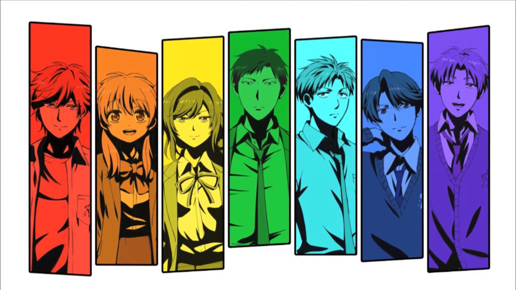25 Gekkan Shoujo Nozaki kun - Okul Anime Önerileri Mega Liste - Figurex Anime Önerileri